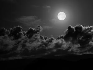 Full moon occurs at every Passover (usually in March or April).