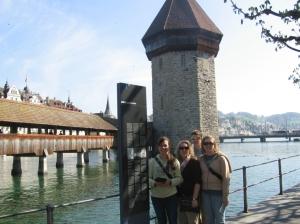 Alexis, Michelle Joshua & Brittany