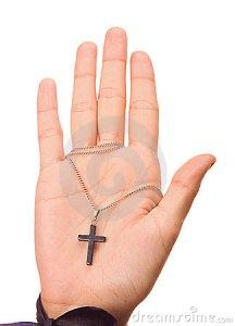 Hand & Cross