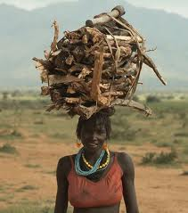 Karamojong Woman - no copyright found.